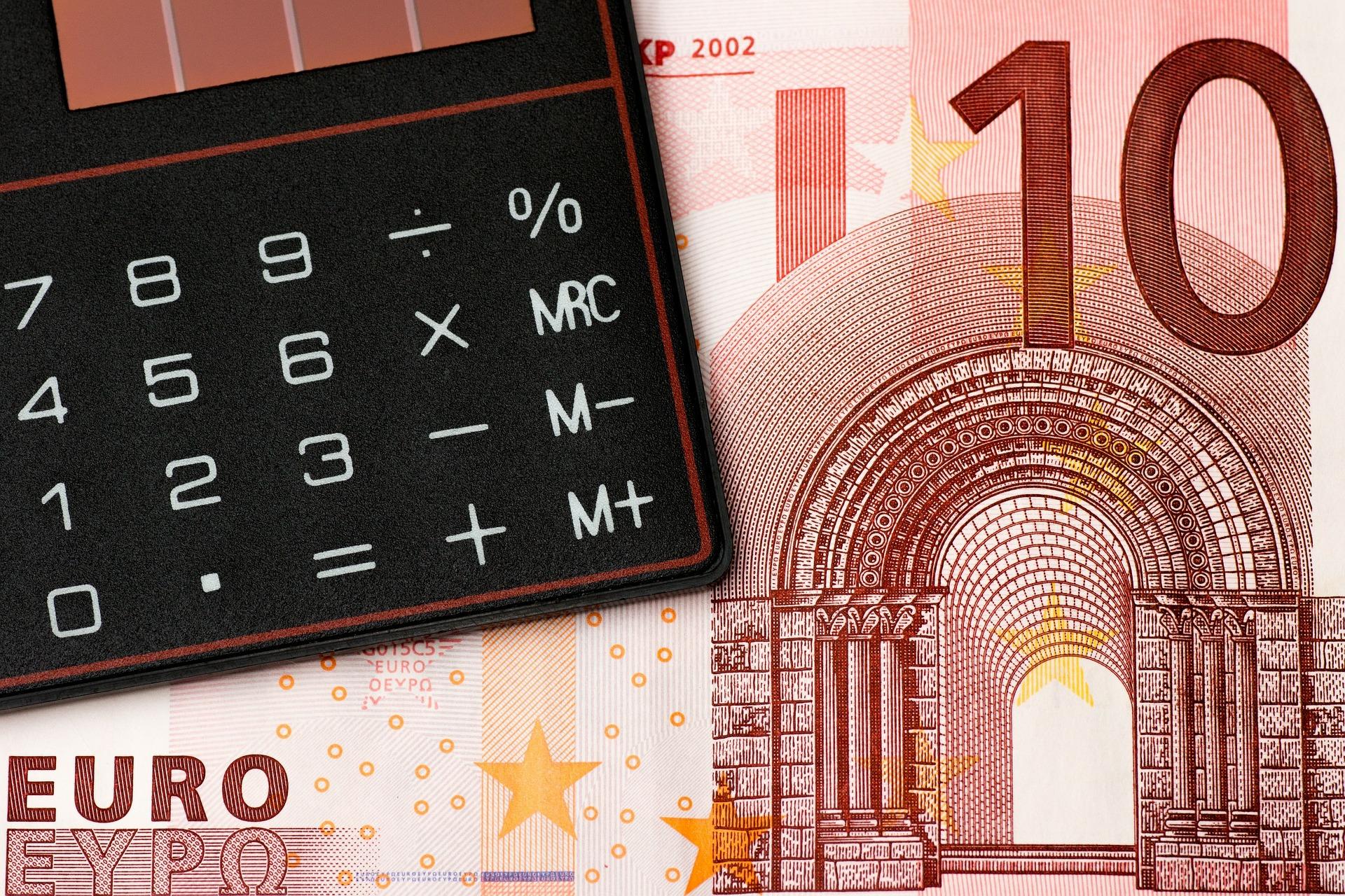 Budżety części państw strefy euro mogą być niezgodny z wymogi UE