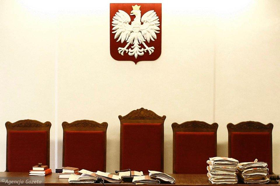 Przewodniczący Rady KRS zrezygnował ze stanowiska