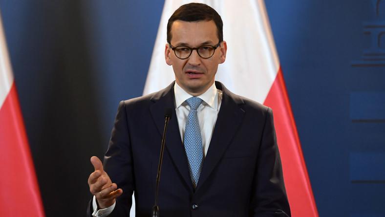 Premier Mateusz Morawiecki złożył wszystkim Polakom życzenia wielkanocne