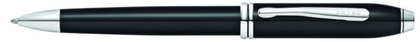 Długopis Cross Townsend Czarny lakier CT