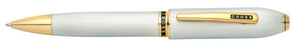 Długopis Cross Peerless 125 Medalist Platinum GT