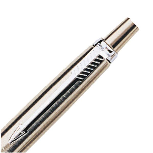 Długopis Parker Jotter Czarny Chrom