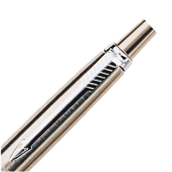 Długopis Parker Jotter Niebieski Chrom