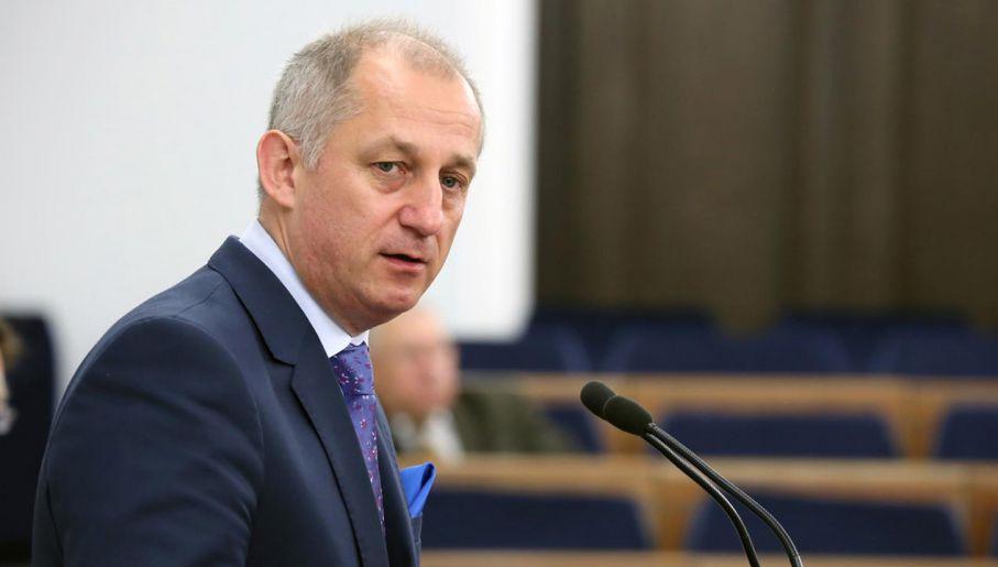 Prokurator Generalny wystąpił o uchylenie immunitetu szefowi klubu PO