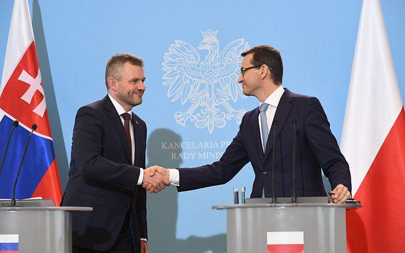Polska i Słowacja są zgodni w kwestii wieloletnich ram finansowych UE