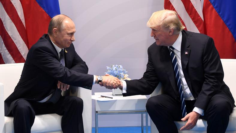 Putin otrzymał zaproszenie do Waszyngtonu