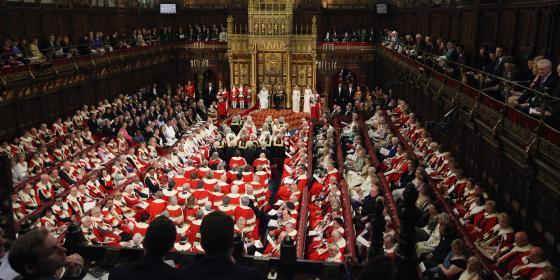 Brytyjska Izba Lordów przyjęła poprawkę ws. Brexitu