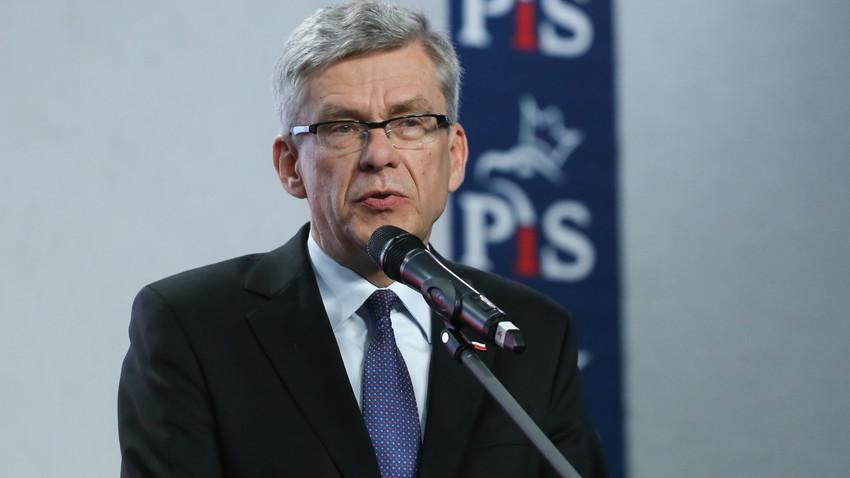 Marszałek Karczewski apeluje o zakończenie protestu w Sejmie