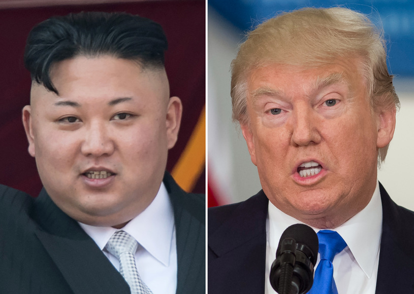 Trumpa z Kim Dzong Unem