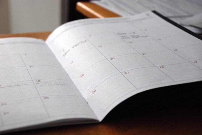 Ważne terminy podatkowe dla przedsiębiorcy
