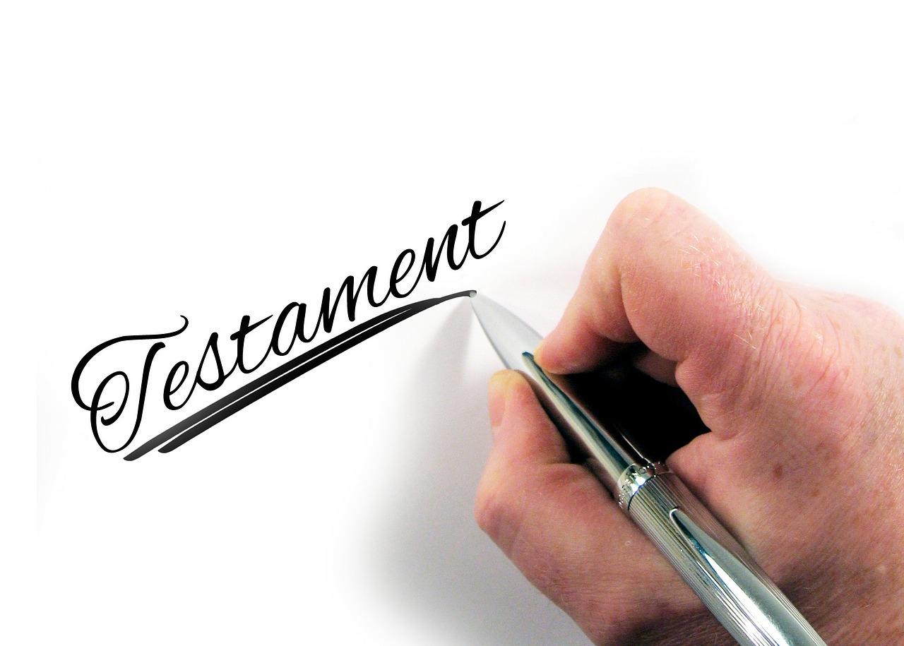 Testament - jakie są jego rodzaje?