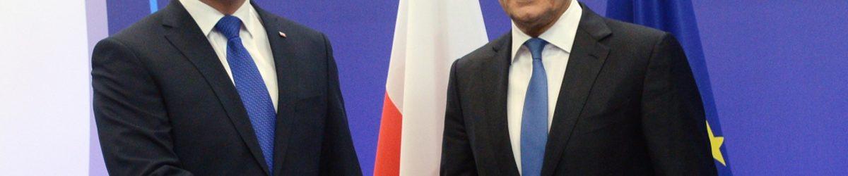 W wyborach prezydenckich Andrzej Duda wygrałby z Donaldem Tuskiem