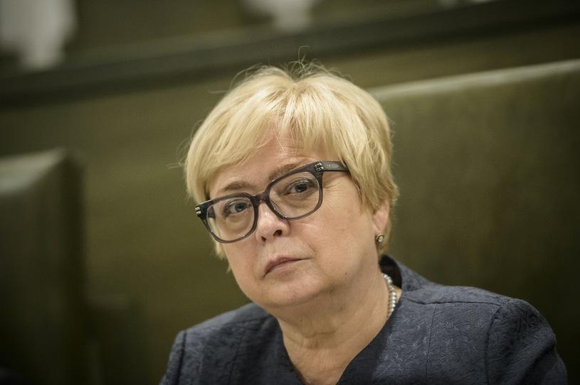 KRS orzekło w sprawie byłej I prezes Sądu Najwyższego Małgorzaty Gersdorf