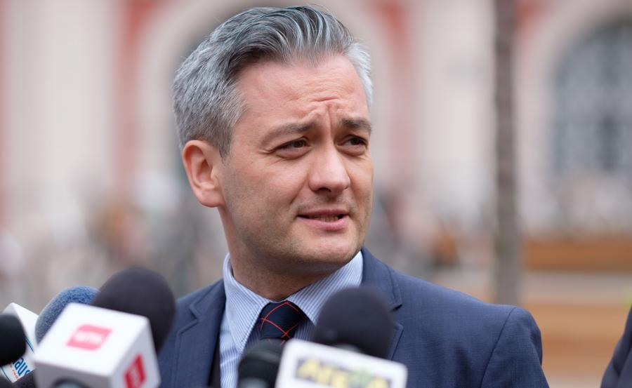 Robert Biedroń nie będzie kandydował w wyborach samorządowych