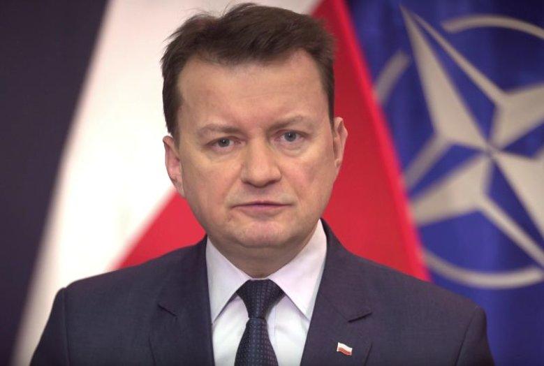 Błaszczak: zadaniem ministra obrony jest doposażenie wojska polskiego w nowoczesny sprzęt