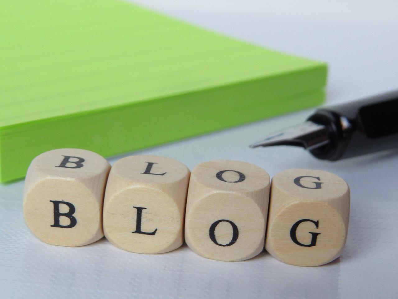 obowiązek rejestracji bloga