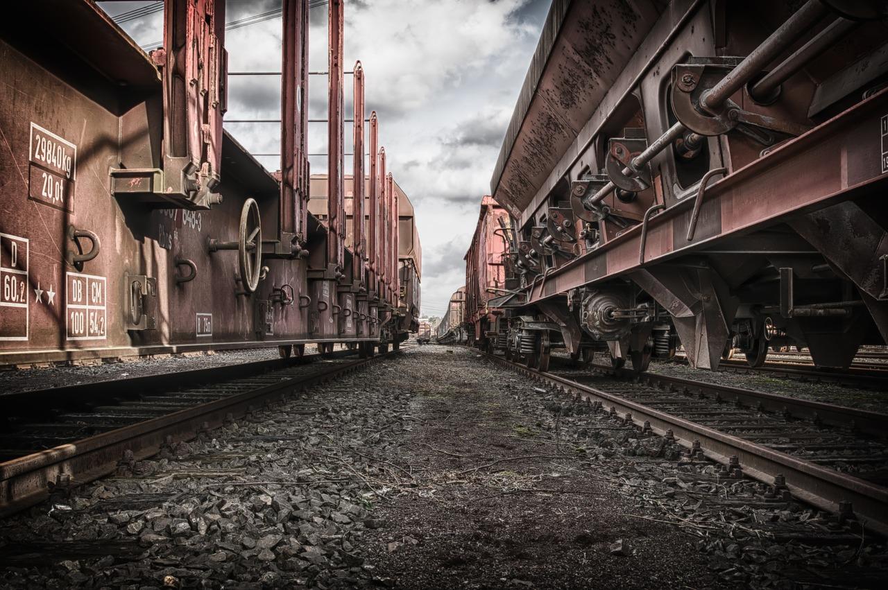 pociągów towarowych