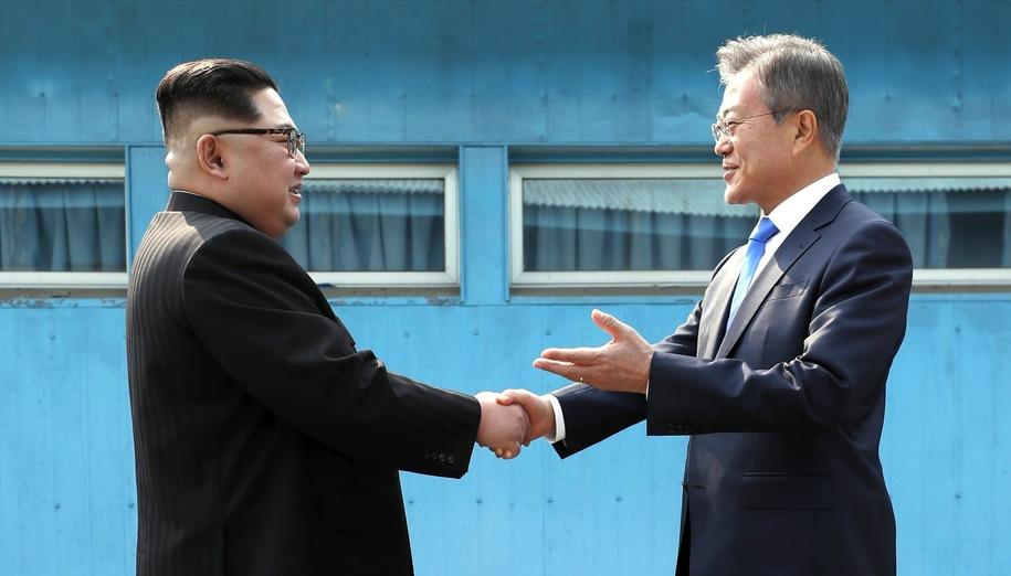 Przywódca Korei Płn. Kim Dzong Un