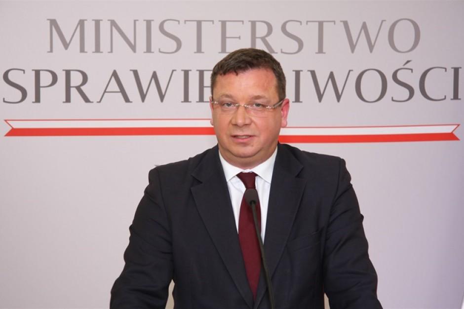 Wiceminister sprawiedliwości: M. Gersdorf nie jest I prezesem SN